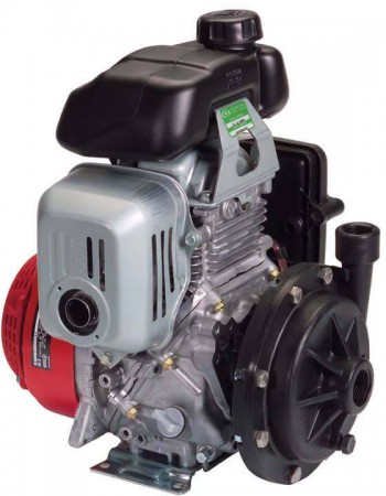 "2.8 HP Honda Gas Engine Poly Pump with 1"" Suction x 3/4"" Discharge"