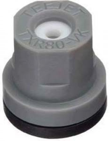 TXR ConeJet Grey Acetal-Ceramic Hollow Cone Spray Tip Nozzle