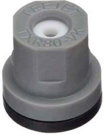 TXR ConeJet Grey Acetal-Ceramic Hollow Cone Spray Tip Nozzle