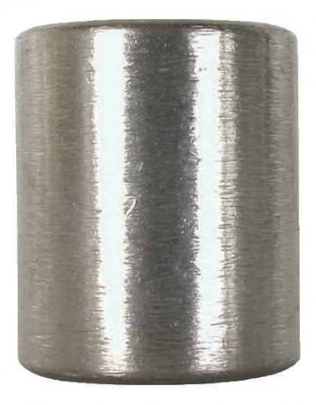 "Stainless Steel Pipe Coupler Fitting - 1/2"" FPT x 1/2"" FPT"