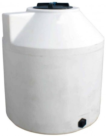 305 Gallon Plastic Vertical Storage Tank