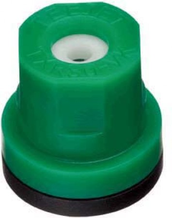 TXR ConeJet Racing Green Acetal-Ceramic Hollow Cone Spray Tip Nozzle
