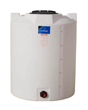 295 Gallon Plastic Vertical Storage Tank