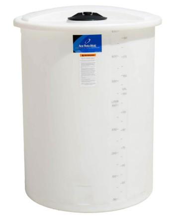 200 Gallon Plastic Vertical Storage Tank