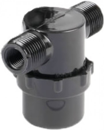 """1/4"""" FPT Poly T-Line Strainer"""