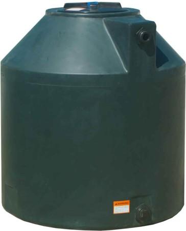 305 Gallon Plastic Water Storage Tank