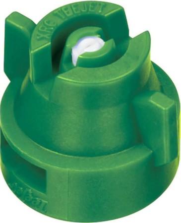 XRC TeeJet Lilac Acetal-Ceramic Extended Range Flat Spray Tip Nozzle