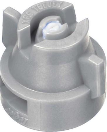 XRC TeeJet Grey Acetal-Ceramic Extended Range Flat Spray Tip Nozzle
