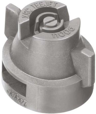 XRC TeeJet Grey Acetal Polymer Extended Range Flat Spray Tip Nozzle
