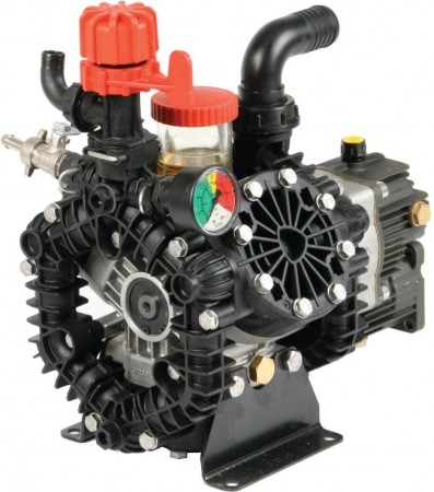 Poly Diaphragm Pump