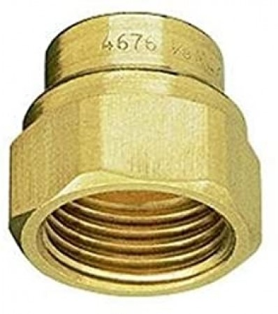 """1/8"""" FPT Outlet Adapter"""