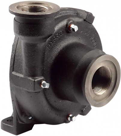 Gear Driven Cast Iron Centrifugal Pump with 300 Flange Inlet x 220 Flange Outlet