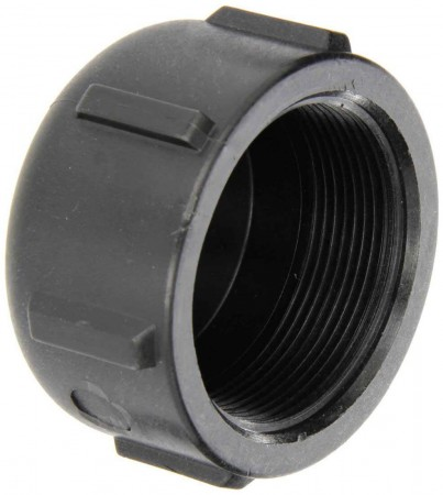 """Pipe Cap Fitting - 2"""" FPT"""