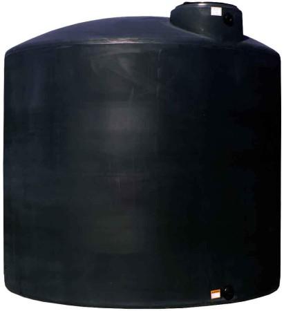 2000 Gallon Plastic Water Storage Tank