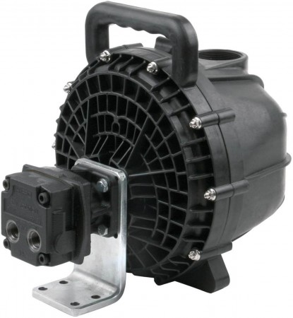 """Hydraulic Poly Transfer Pump with 2"""" NPT Inlet x 2"""" NPT Outlet"""