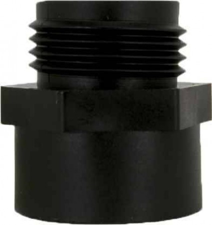 """Garden Hose Adapter Fitting - 3/4"""" MGHT x 3/4"""" FGHT"""