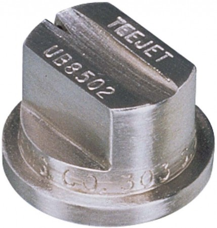 TeeJet Brass Underleaf Banding Spray Tip Nozzle