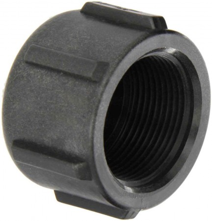 """Pipe Cap Fitting - 1 1/4"""" FPT"""