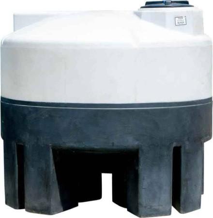 750 Gallon Cone Bottom Tank w/ Stand