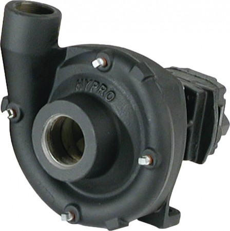 """Gear Driven Cast Iron Centrifugal Pump with 2"""" NPT Inlet x 1-1/2"""" NPT Outlet"""
