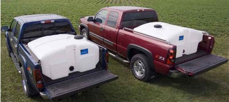 305 Gallon Pickup Truck Bed Tank