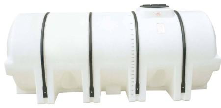 1005 Gallon Horizontal Leg Tank with Bands