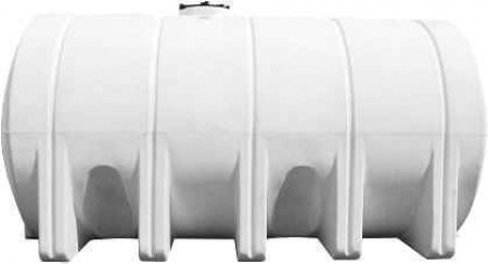 5025 Gallon Horizontal Leg Tank with Bands