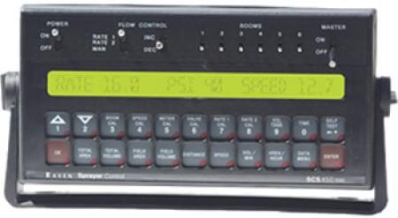 SCS 450 Control Console