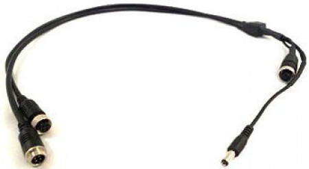 4-Pin Y Splitter Cable