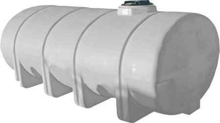 2035 Gallon Elliptical Leg Tank with Bands