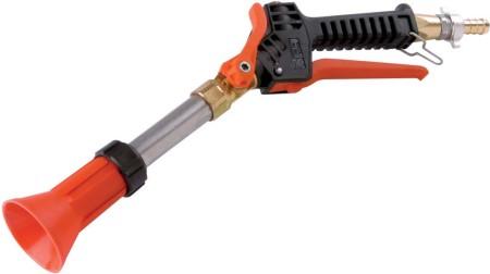 """7"""" High Pressure Adjustable Spray Gun with 1/2"""" MPT"""