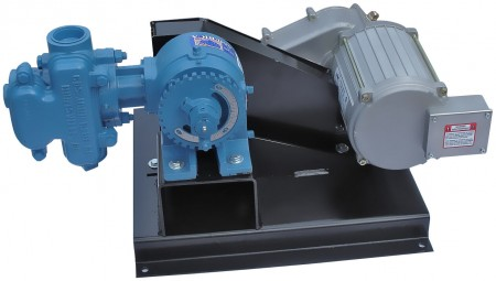 1-1/2 HP Three Phase Poly Irrigation Injection Pump