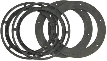 easyFlow Wedge Plate Kit