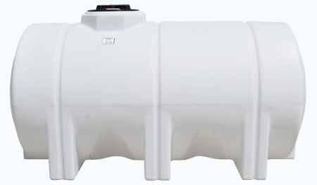 725 Gallon Horizontal Leg Tank with Bands