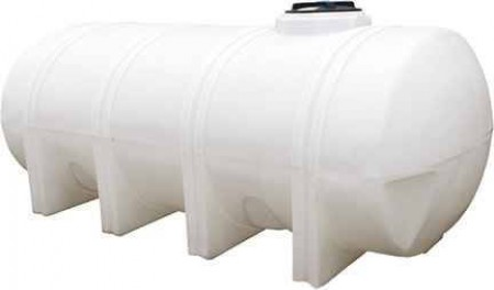 1235 Gallon Elliptical Leg Tank with Bands