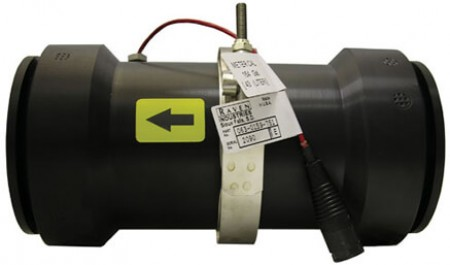 "3"" Poly Flow Meter RFM 200P"