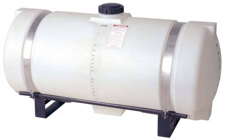 150 Gallon Plastic Applicator Tank