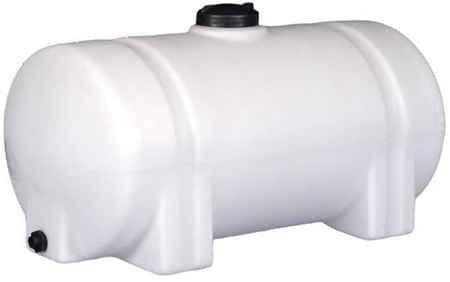 65 Gallon Horizontal Leg Tank with Bands
