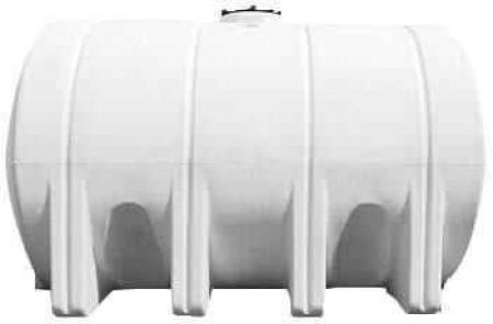 3725 Gallon Horizontal Leg Tank with Bands