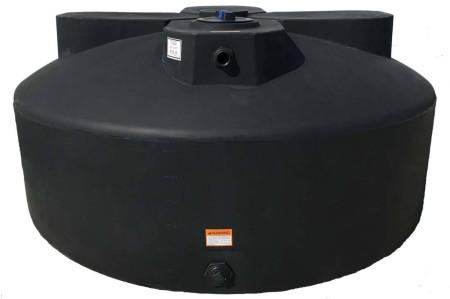600 Gallon Plastic Water Storage Tank