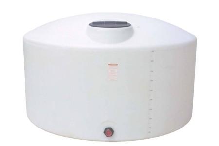 1050 Gallon Plastic Vertical Storage Tank