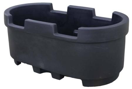 55 Gallon PE Open Top Containment Tank