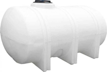 1335 Gallon Elliptical Leg Tank with Bands