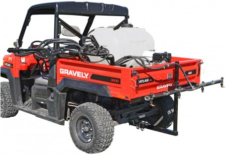 100 Gallon Gas UTV Sprayer