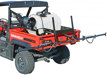 100 Gallon Electric UTV Sprayer