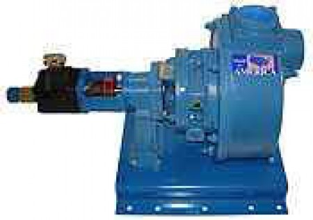 """10 HP Hydraulic Cast Iron Transfer Pump -  2"""" NPT Inlet x 2"""" NPT Outlet"""