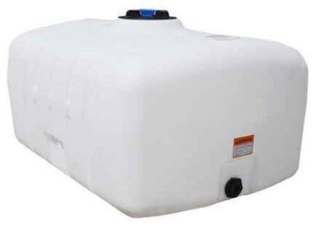 150 Gallon Ribbed PCO Tank