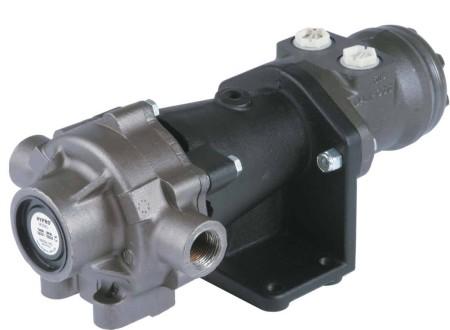 """3/4"""" NPT Hydraulic Silvercast 8-Roller Pump"""