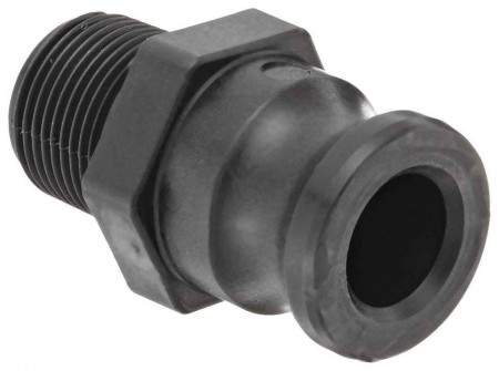 """Cam Action Adapter Fitting - 3/4"""" Male Adapter x 3/4"""" MPT"""