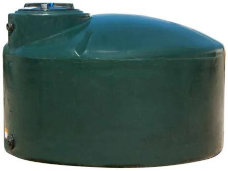 550 Gallon Plastic Water Storage Tank